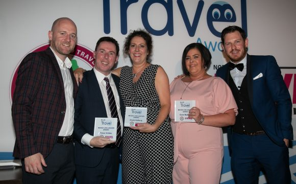 Blue Insurance Alternative Awards | The BIG Travel Trade Event 2019 | Hilton Hotel, Templepatrick