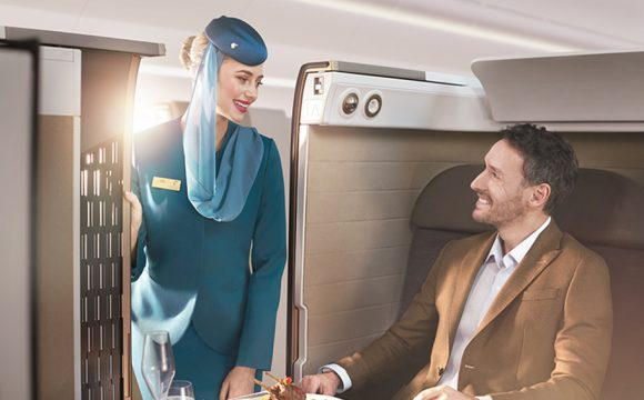 Sophisticated New Look for Oman Air Cabin Crew