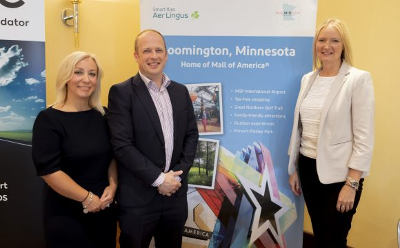 WTC/Aer Lingus Business Breakfast | The BIG Travel Trade Event 2019 | Hilton Hotel, Templepatrick