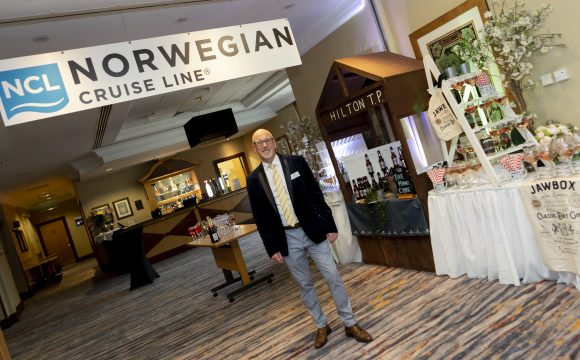 Nor 'wee' gin Drinks Bar | The BIG Travel Trade Event 2019 | Hilton Hotel, Templepatrick