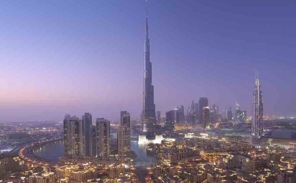 Free Ticket to the Top of Burj Khalifa, Dubai