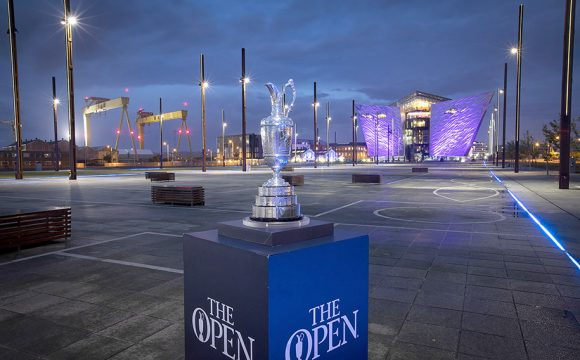 Epic Journey to The Open Inspires Next Generation of Sports Stars