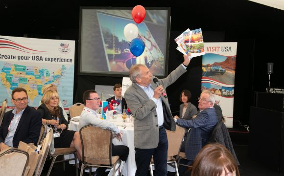 Visit USA Lunch | The BIG Travel Trade Event 2019 | Hilton Hotel, Templepatrick