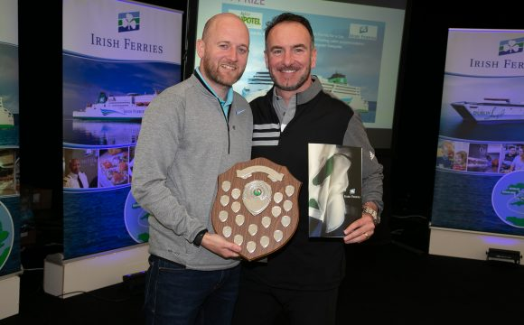 Jason Takes Home Top Prize at NI Travel News Golf Classic