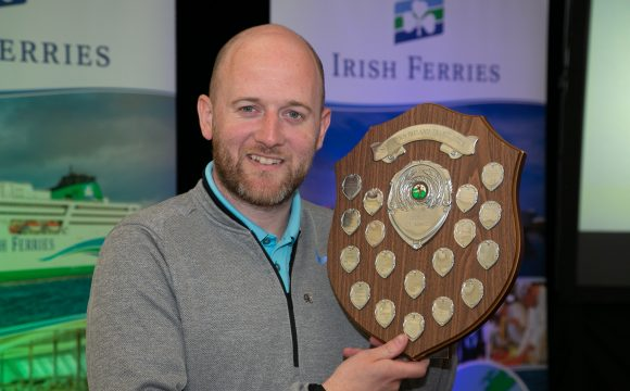 Golf Prize Presentation | The Northern Ireland Travel News Golf Classic | Hilton Hotel, Templepatrick