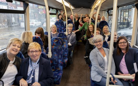 Travel Solutions Agents Event | Belfast Sightseeing Tour