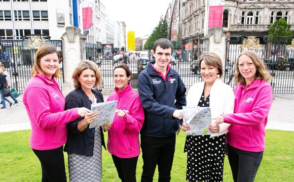 Ambassadors Ensure Visitors to Belfast Get a Warm Welcome