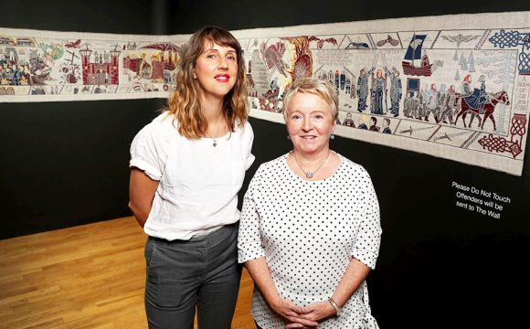 Tourism Ireland Unveils Final Section of Game of Thrones Tapestry