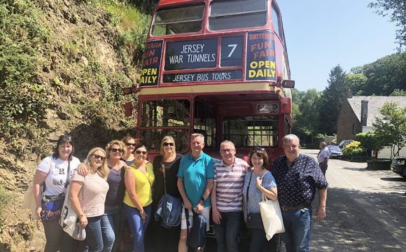 Travel Solutions Welcome Local Agents to Jersey