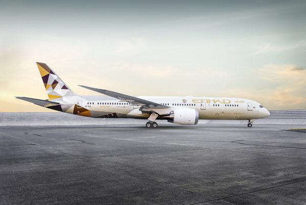 Etihad Airways Introduces Boeing 787-9 Dreamliner on Dublin Route