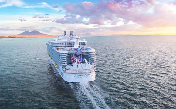 New Adventures on Royal Caribbean's Allure of the Seas