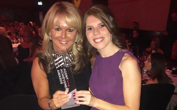 Oasis Travel Pick Up Award at London Ceremony