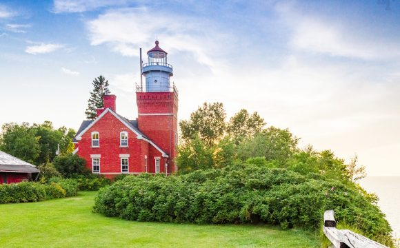 More Lighthouses in Michigan Than Any Other State in US