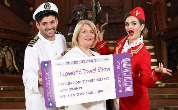 Holidaymakers Invited To Clubworld Travel Showcase