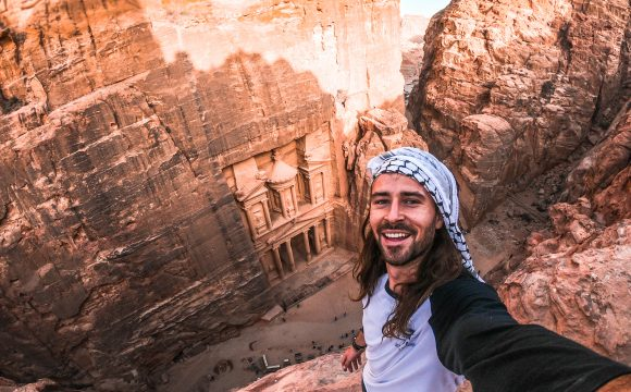 'Insta-traveller' Returns from World's Most Coveted Apprenticeship