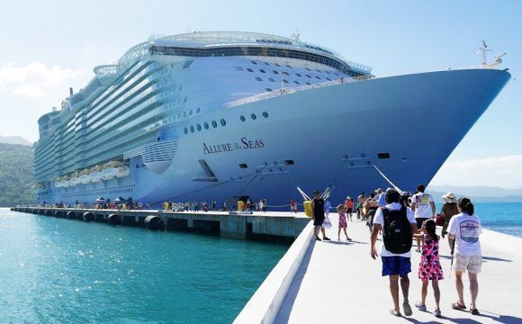 Royal Caribbean Set to Host 750 Agents on Allure of the Seas