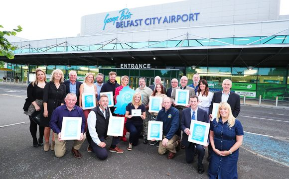 Taste and Tour Named 'Best Small Visitor Attraction'