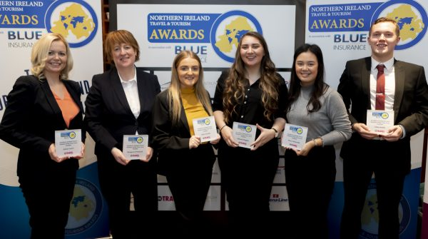 Travel Student of the Year 2019 | Europa Hotel, Belfast