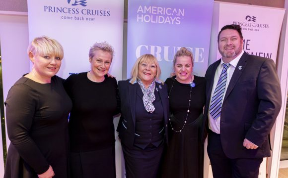 Princess Cruises & American Holidays Event | AC Marriott, Belfast