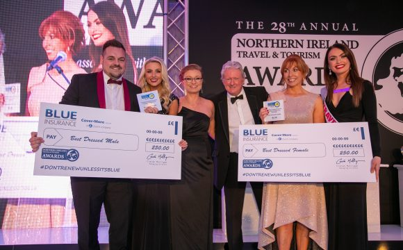 NITA 2019 | Blue Insurance Best Dressed