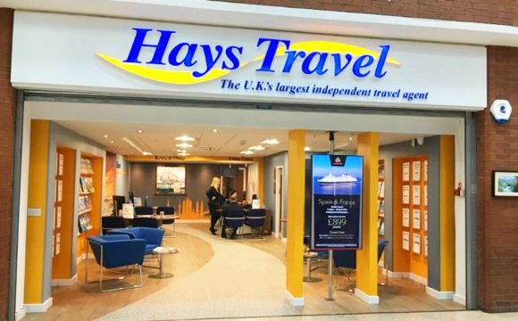 878 Hays Travel staff at Risk of Redundancy