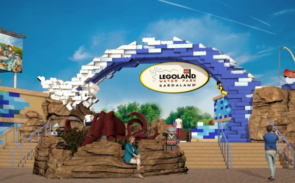Gateway to the LEGOLAND Water Park Revealed