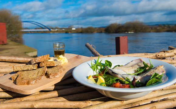 Taste the Island with Lough Neagh Tours