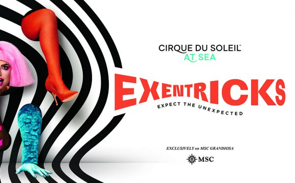 New Cirque Du Soleil at Sea Revealed for MSC Grandiosa