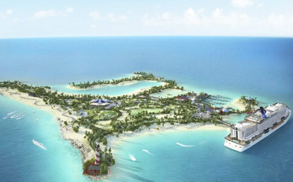 MSC Cruises Announced New Ocean Cay Island