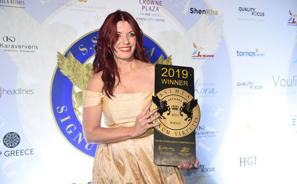 Kenshō Psarou Wins Seven Stars Award!