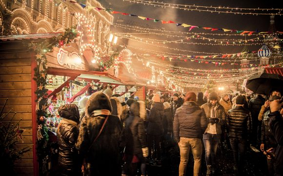 Top Seven Christmas Markets Worldwide