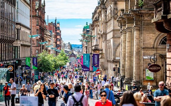 Glasgow Takes Top Spot for World's Best Cities for Hop-On Hop-Off Tours