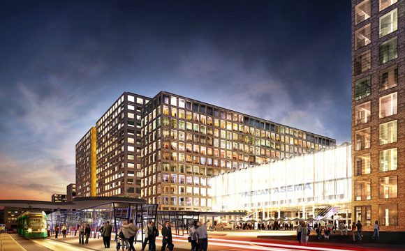New Home for Urban Culture in Helsinki