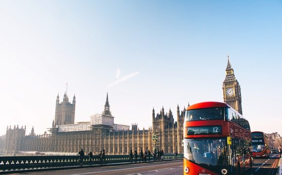 London World's Most Popular Capital to Visit in 2019