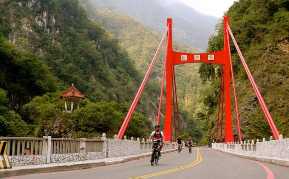 Taiwan by Bike: a Nine Day Journey Across the Island
