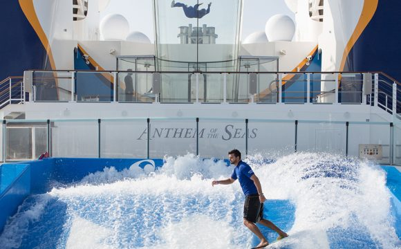 10 Weekly Happenings Onboard 'Anthem of the Seas'