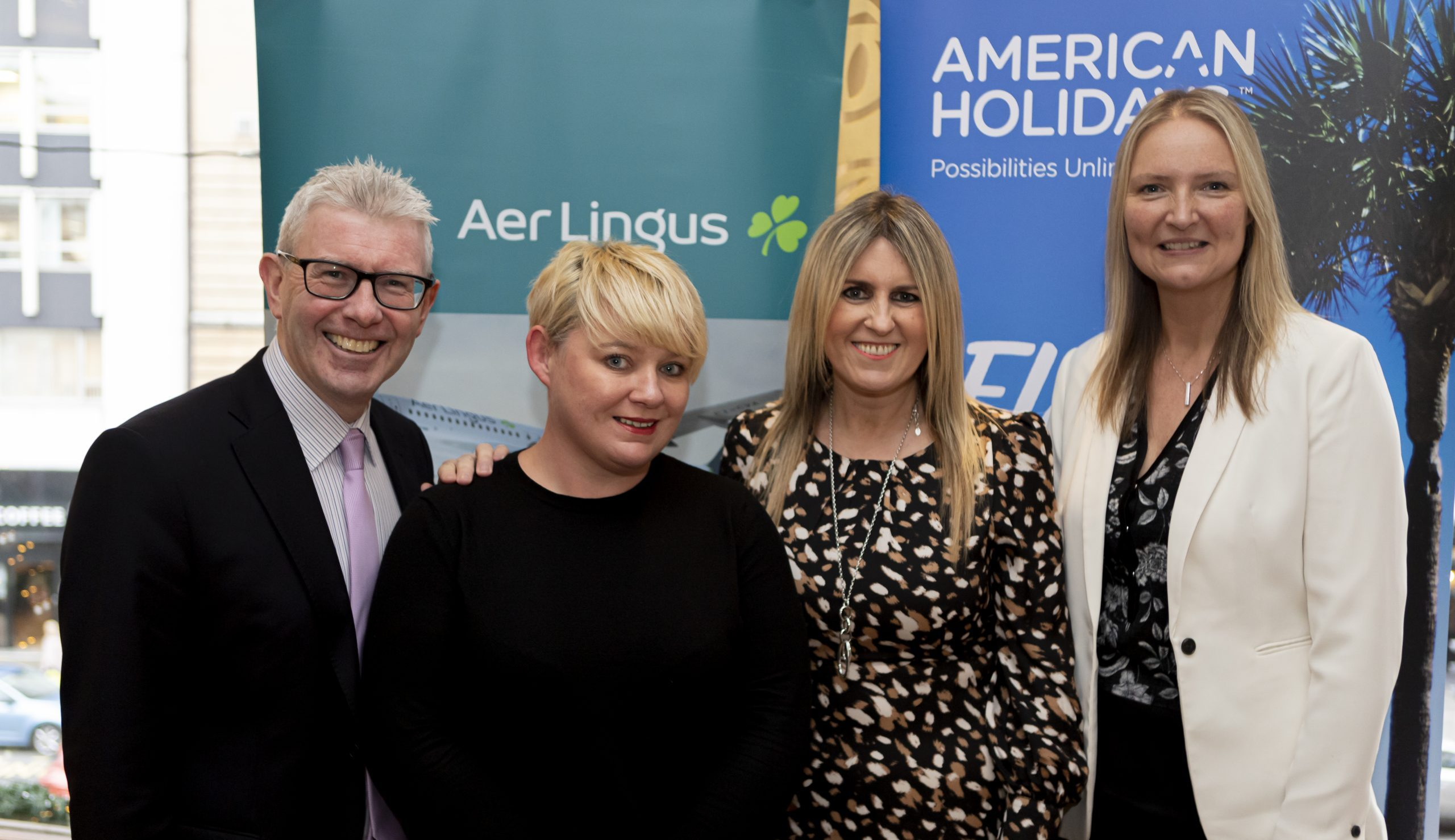 American Holidays & Aer Lingus Thanksgiving | Europa Hotel, Belfast