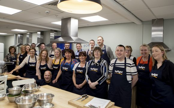Topflight Cookery Evening | Forestside Cookery School