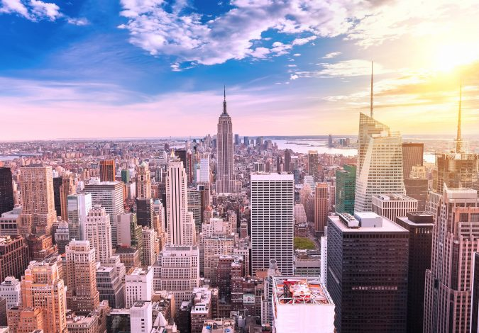 Win A Pair of Return Flights to New York/Newark from Dublin with United Airlines