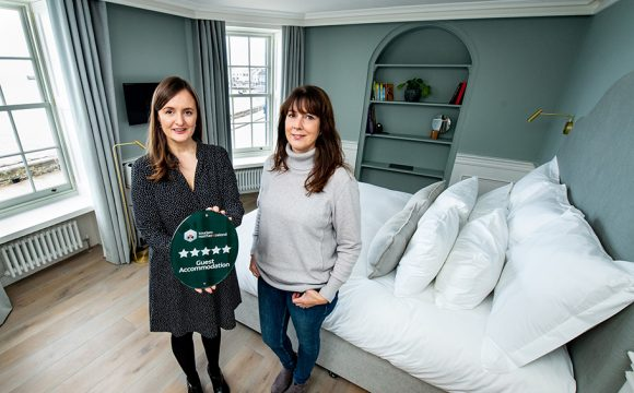 Restored Co. Down Property Achieves Five Stars from Tourism NI