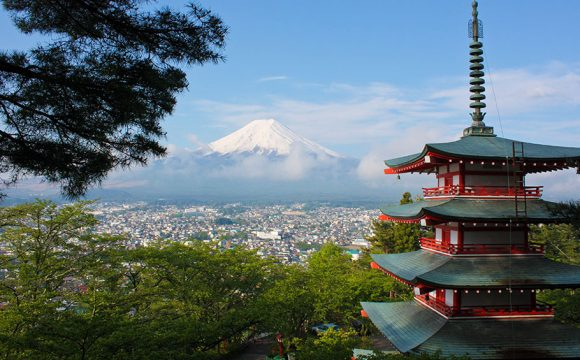 Top Three Temples and Shrines found around Kyushu