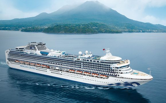 Princess Cruises Returns to Australian Island