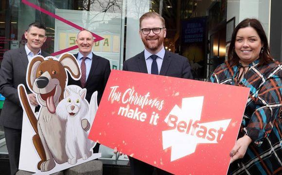 Belfast Businesses Urge Consumers to Make It Belfast This Christmas