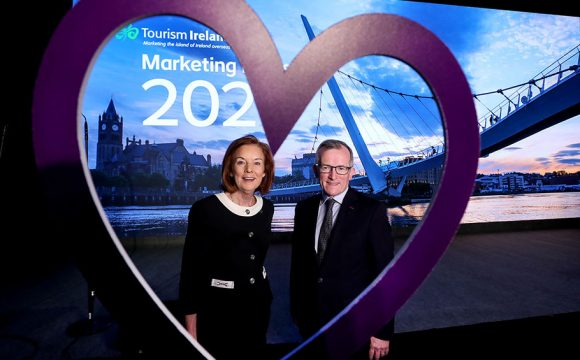Tourism Ireland Launches 2020 Marketing Plans