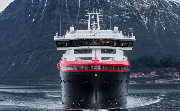 First-Ever Hurtigruten Expeditions UK Sailing Departs from Dover Offering Year-Round Expedition Cruising from UK