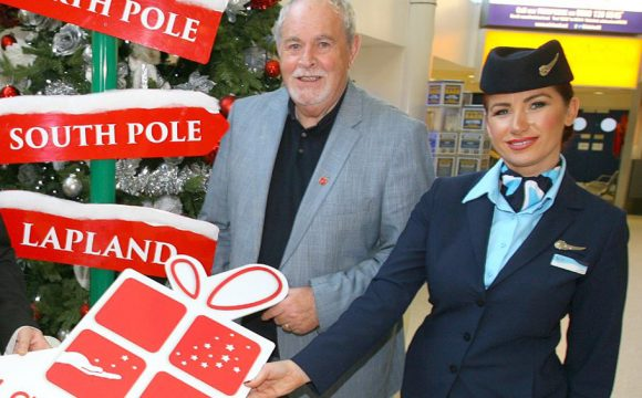 Charity Makes Children's Lapland Dreams Come True