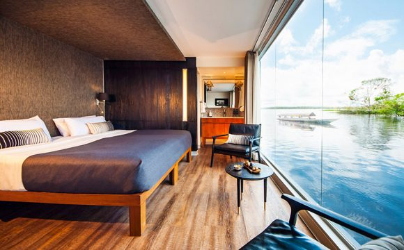 A First for Uniworld Cruising on the Amazon in 2020