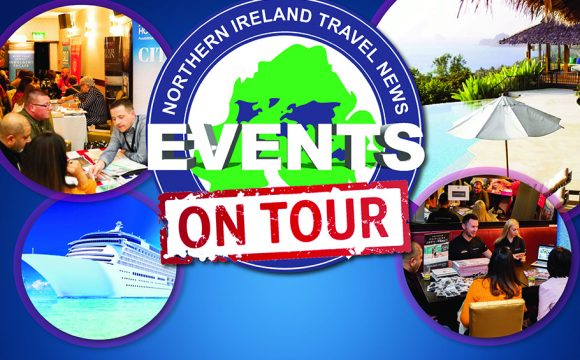 'NI Travel News Events On Tour' are Back!