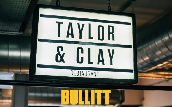 Win a Meal for Two in Taylor and Clay Restaurant at the Bullitt Hotel