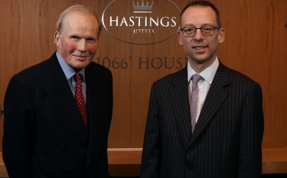New Appointment at Hastings Hotels